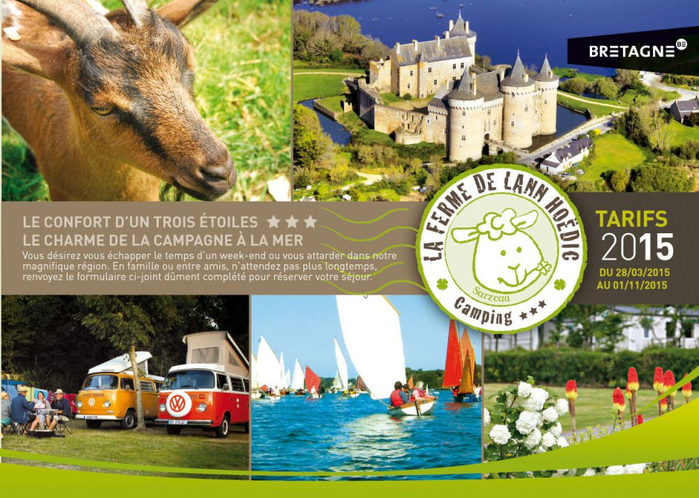 Opening of our 2015 sales for Camping a la ferme auvergne piscine